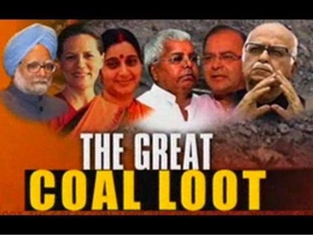 WHAT IS THE BASIC ISSUE?• Coal allocation scam is a political scandal  concerning the Indian governments allocation  of th...