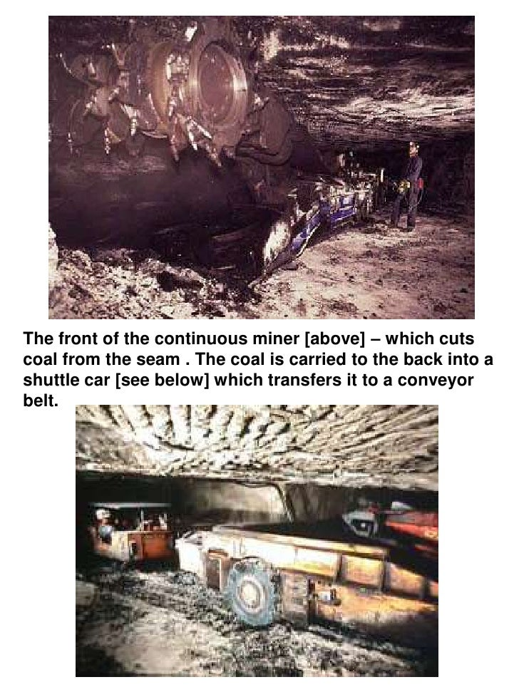 Coal Lectures Series Mining Technology