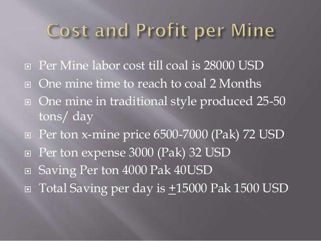 Coal Mining Pakistan