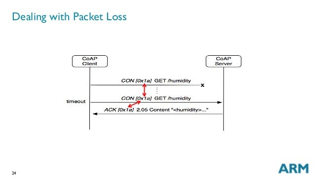 24 Dealing with Packet Loss