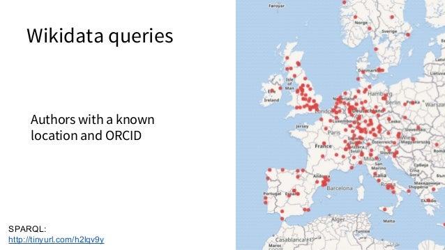 Expert curation of scientific open data Gene Wiki: WIkidata SPARQL examples https://bitbucket.org/sulab/wikidatasparqlexam...