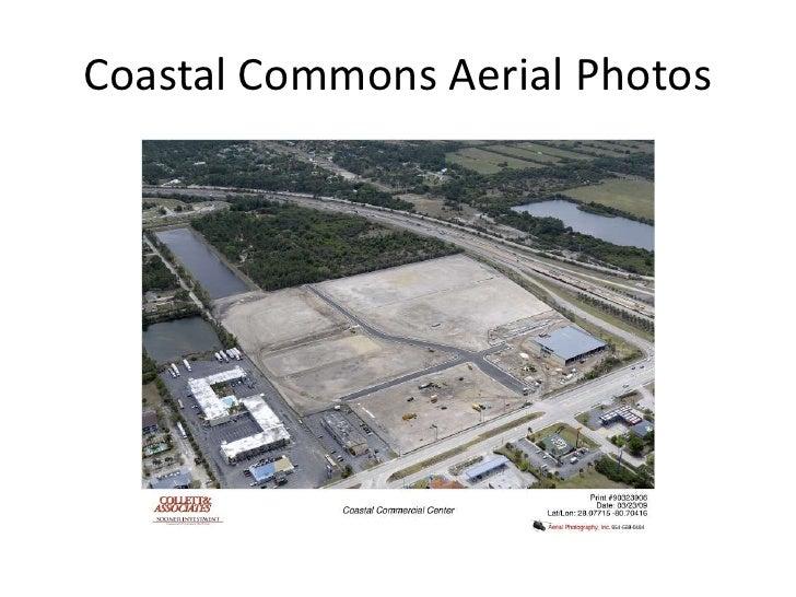 Coastal Commons Aerial Photos