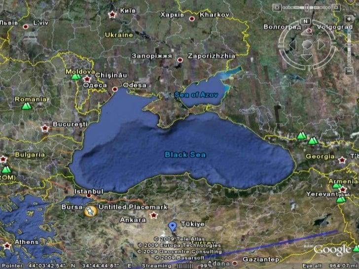 Coastal Countries Of The Black Sea 1 Slide 2