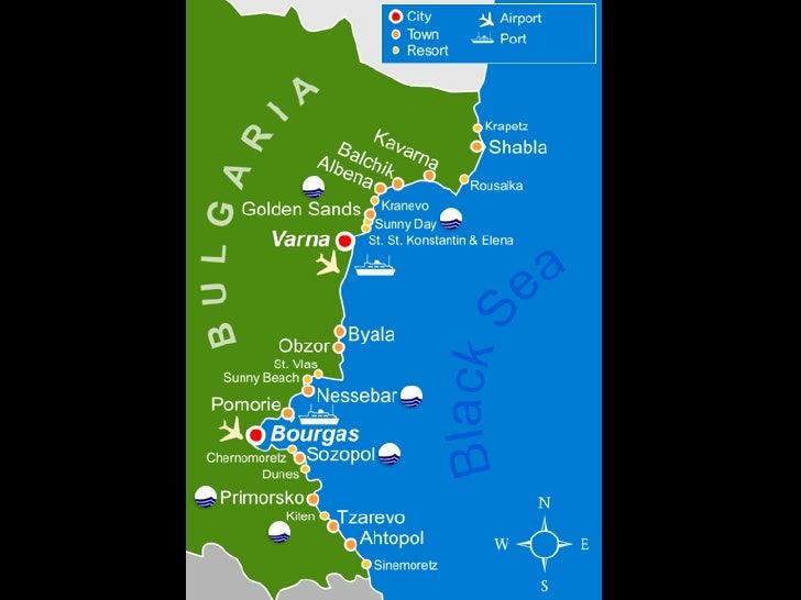 Coastal Countries Of The Black Sea 4 Slide 3