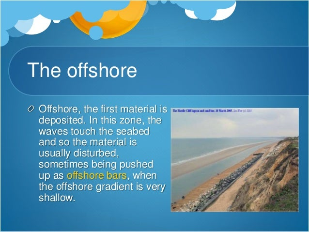 Formation Of Offshore Bar Golearngeography 28 Images