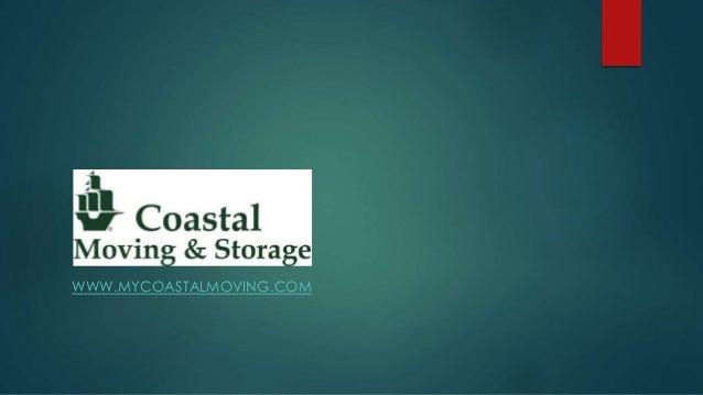 Amazing Moving Company Pensacola, FL | Coastal Moving And Storage.  WWW.MYCOASTALMOVING.COM