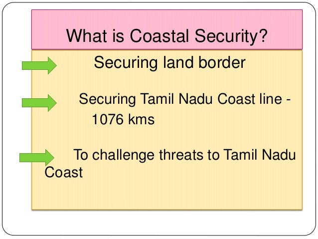 Coastal Prs Course Material