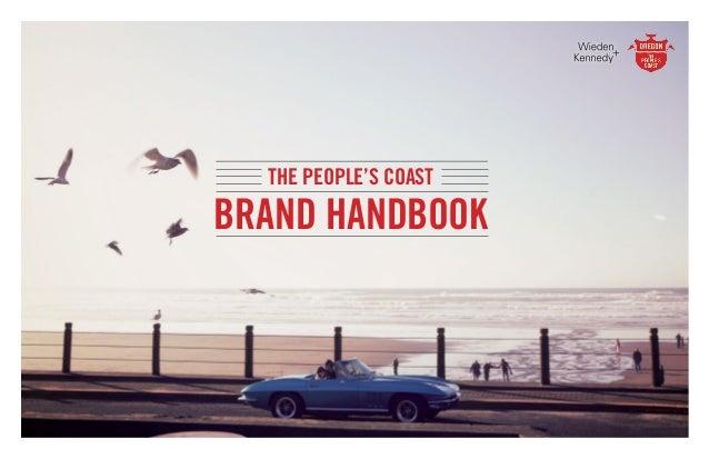 The People's Coast  Brand handbook
