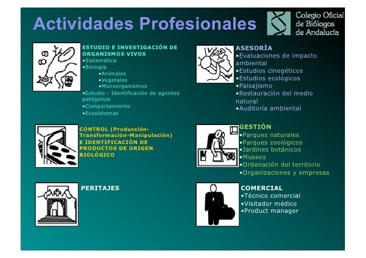  De   qué trabajar de Biólogo en Andalucía   • Contratado por empresa sector privado.   • Contratado por empresa del s...