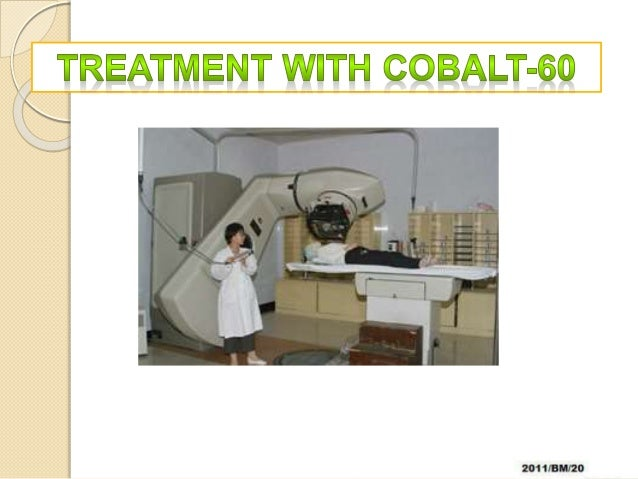 cobalt 60 essay Free essay: radioactive isotopes i never thought nuclear energy would play a  role in my  most people have not heard of cobalt-60 unless they are involved in .