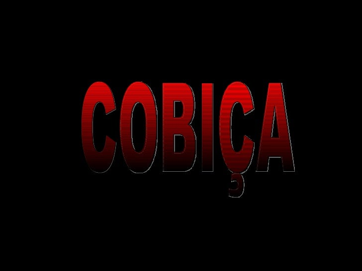 COBIÇA
