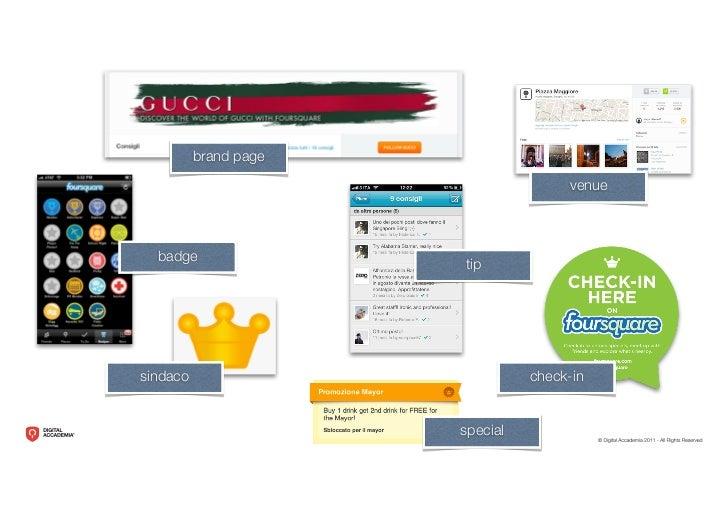 Grandi brand (brand page, badge, promozioni)Catene con molteplici punti vendita (brand page, badge, promozioni)Singolo neg...