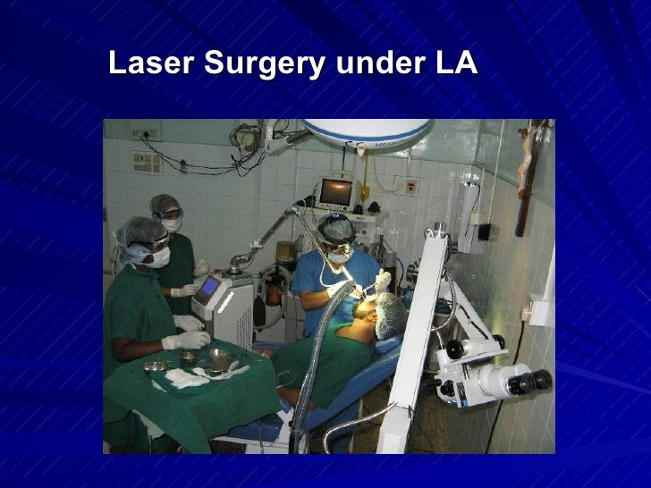 Coblator and laser surgery in ENT:Jubilee Hospital