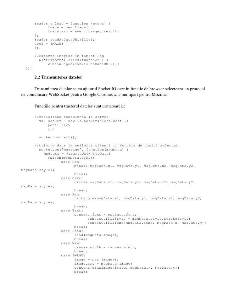 reader.onload = function (event) {              image = new Image();              image.src = event.target.result;        ...