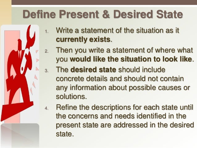  Write a statement of the problem, no matter how vague. Then  Try different triggers: Different words and ask questions ...