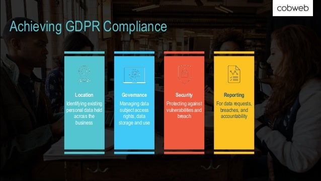 GDPR: Your Journey to Compliance Slide 3