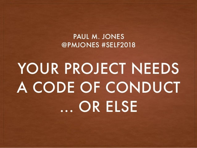 YOUR PROJECT NEEDS