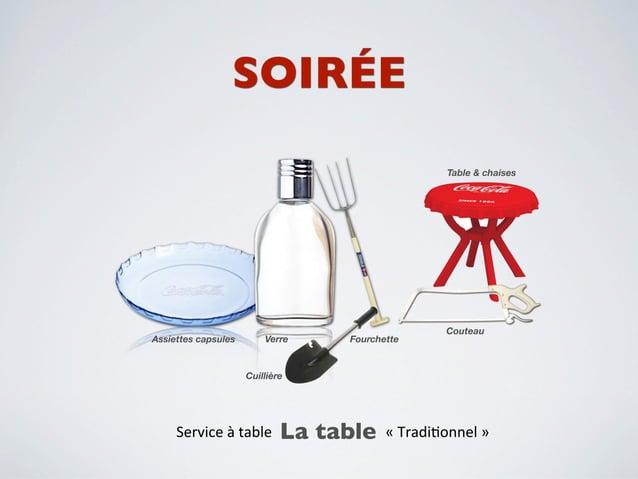 SOIRÉE                                                                                                                  Ta...