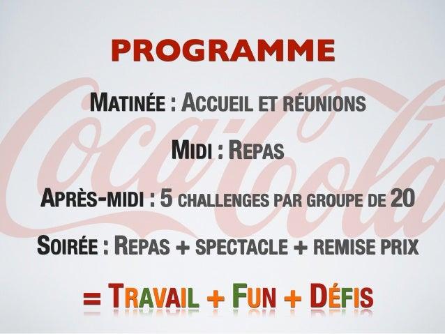 Programme Incentive Coca Slide 3