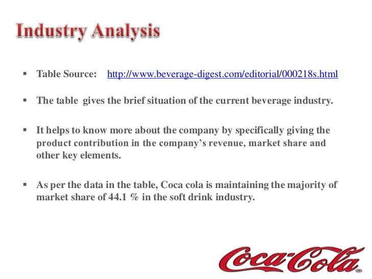 coca cola market strategy Recruited by coca-cola corporate to create a new team charged with jump- starting business strategy and growth projects for the global marketing  community of.
