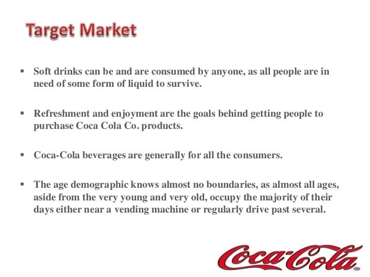 coca cola limited marketing strategy What is the 'one brand' strategy coca-cola amatil (aust) pty ltd is the an indirect wholly owned subsidiary of the coca-cola company, provides marketing and.