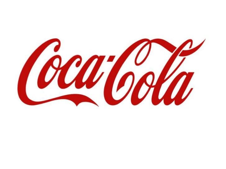 • A Coca-Cola é a marca de um refrigente com  sabor de noz- de coca .• Líder mundialmente.• Rigoroso padrão de qualidade.•...
