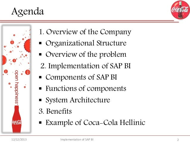 organization chart of coca cola company In this article we will cover the organizational analysis – the coca cola org/blog/organizational-analysis-the-coca structure (the coca-cola company.