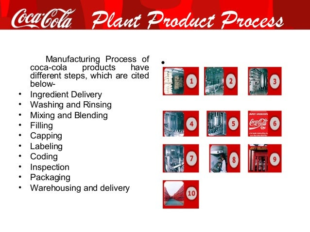 coca cola manufacturing Coca-cola co said that it plans to sell nine production facilities to three of its largest independent bottlers as it seeks to unload low-margin assets and reduce manufacturing costs in the united states.