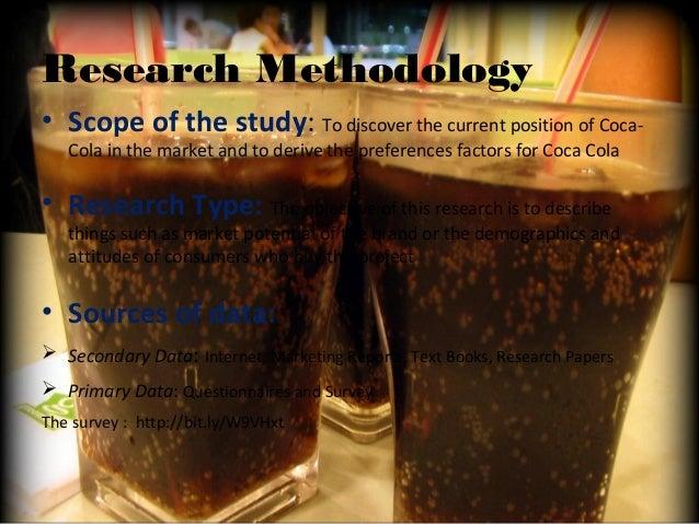 Coca cola industrial analysis