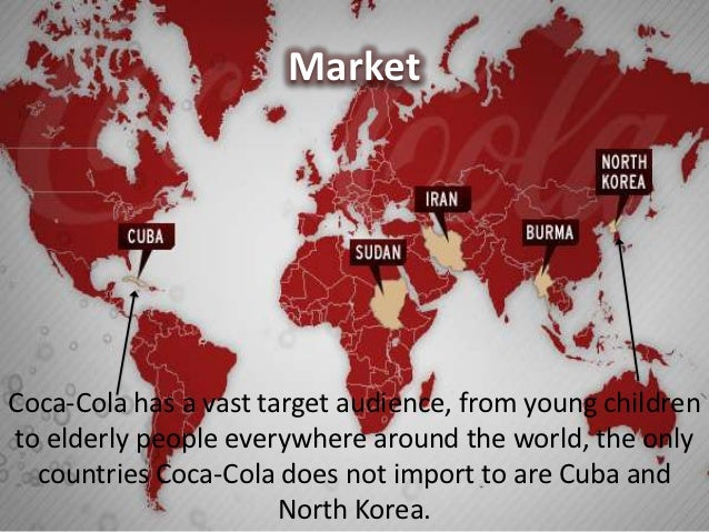 coca cola target treatment of target costs essay Try to think of such companies as coca-cola  minimized to avoid high production costs and  design decisions to target particular groups it.