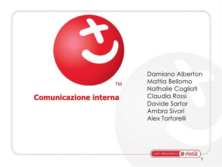 <ul><li>Damiano Alberton Mattia Bellomo Nathalie Cogliati Claudia Rossi Davide Sartor Ambra Sivori Alex Tortorelli </li></...