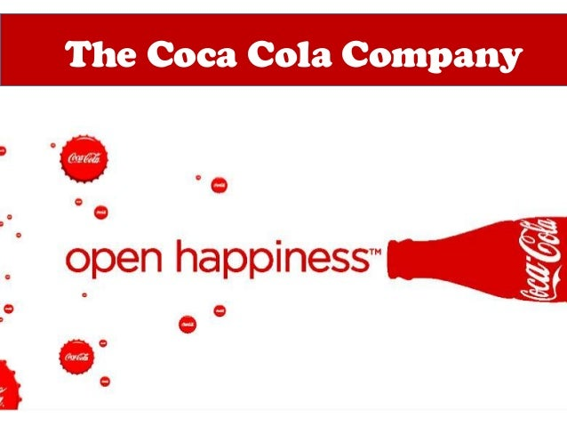 strategy statement of coca cola
