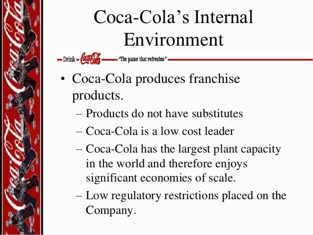 micro macro environment for coca cola Are you looking for macro and micro environment factors in coco cola company and hindustan unilever limited  get details of macro and micro environment factors in.