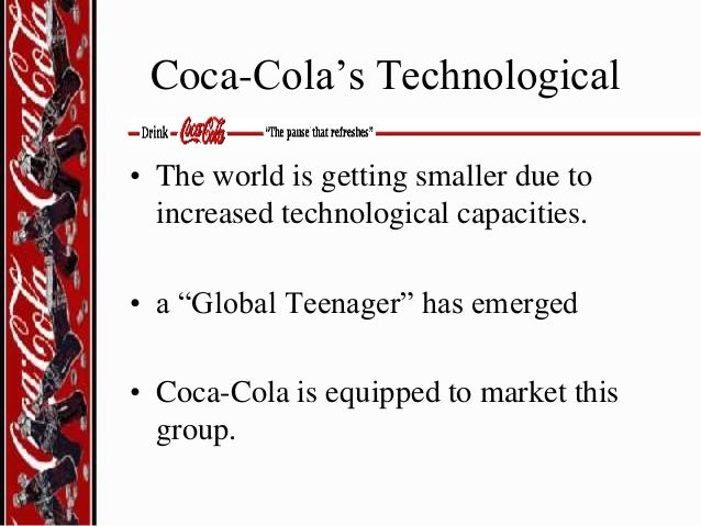 coca cola strantegic management The idea behind this type of planning is to have a strategic vision extending over a longer period as well as a flexible and adaptive strategy to change according to the imperatives of its external environment apart from this strategic planning, the top management at coca-cola also engages in tactical planning in.