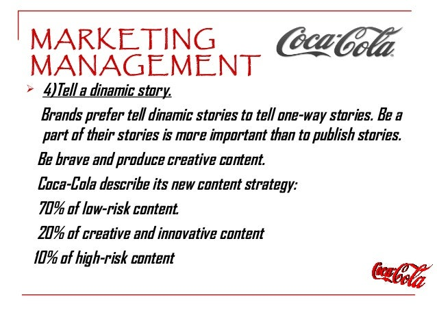 Coca Cola's Social Media Marketing Strategy To Become A Global Brand