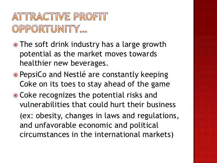 coca cola executive summary Executive summary giant soft drink company coca cola has come under intense scrutiny by investors due to its inability to effectively carry out its marketing program.