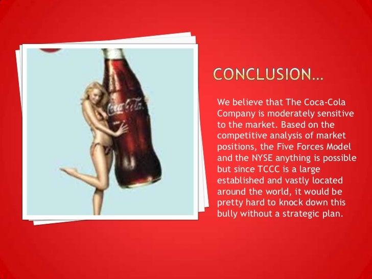 coca cola summary Sample of financial summary of coca-cola essay (you can also order custom written financial summary of coca-cola essay.