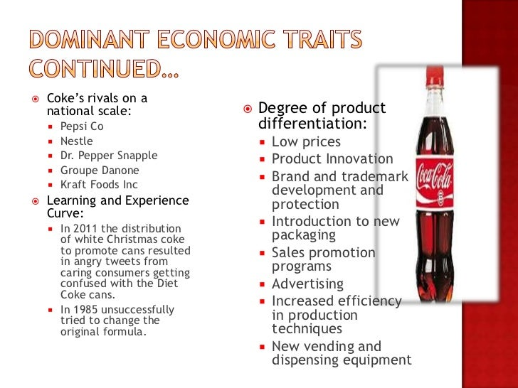 Product Differentiation is the Secret Ingredient (Pepsi vs. Coca-Cola)