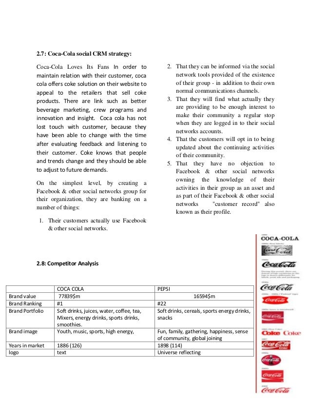 coca cola communication audits Marketing communication of coca cola starbucks brand audit 1 marketing audit  documents similar to the marketing audit of coca cola marketing audit uploaded by.