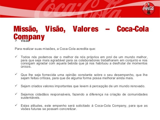 coca cola stakeholders Identify the stakeholders you feel will have an interest in the i will now list the all of coca cola's stakeholders and comment on how they affect coca cola and.