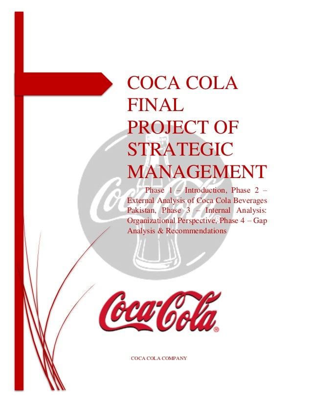 external environment analysis of coca cola Published: mon, 5 dec 2016 the purpose of this report is to provide an environmental analysis of the coca cola company to do this, we shall create a swot analysis of the company, examine the competition which the company faces through using 'porter's generic strategies', and determine how it would be possible to improve the strategic fit of coca cola.