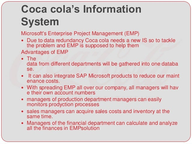 Pepsi-Cola NA: Marketing Management Essay Sample