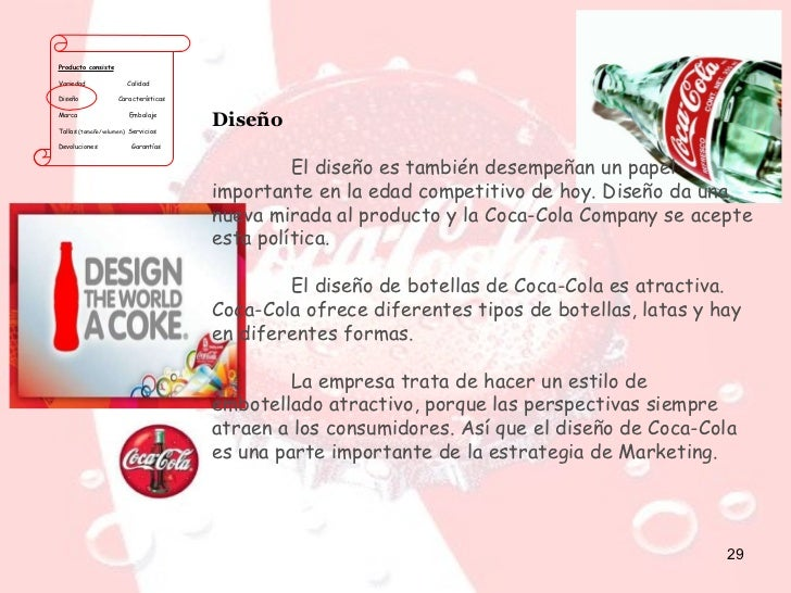 coca cola marketing mix essays Read this essay on coca cola company-marketing come browse our large digital warehouse of free sample essays get the knowledge you need in order to pass your classes and more.