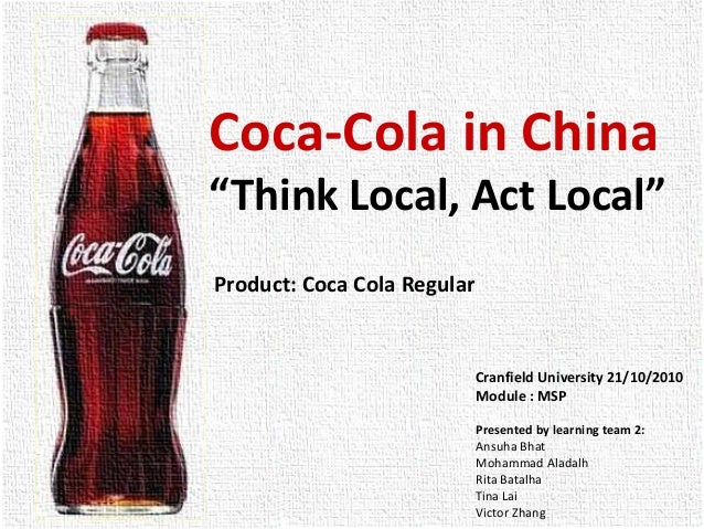 Coca-Cola Beverages = Colossal Health Hazards