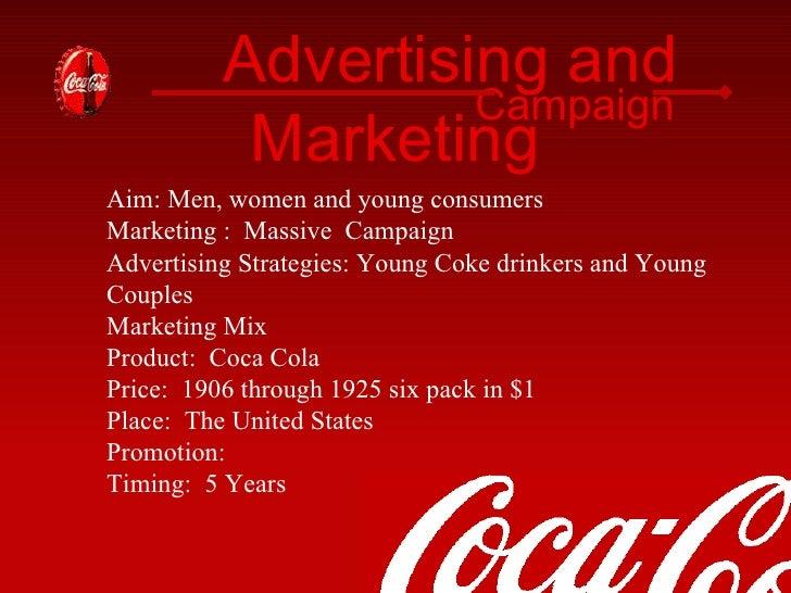Coca-Cola Marketing Mix