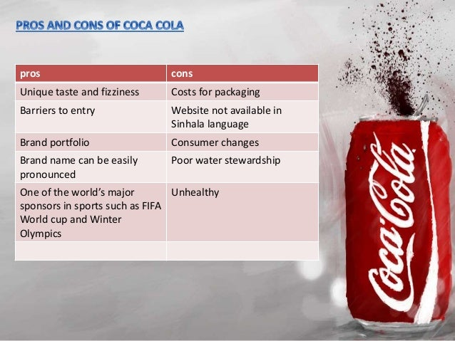 Coke and Pepsi's Uncivil Cola Wars-Case Study Analysis