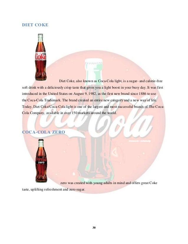 "coca cola project report A project report on""customer preference regarding coca cola drink""- authorstream presentation."