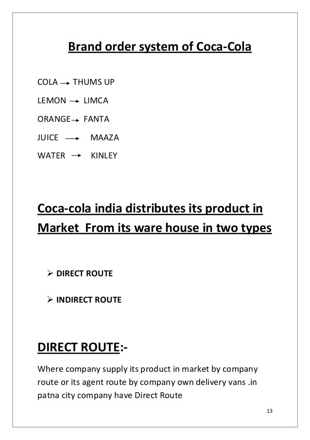 """an analysis of the coca cola product in the rural india Coca-cola india develops solar-powered coolers for rural areas posted on january 2, 2014 by admin in product update // 1 comment coca-cola has started distributing its solar-powered """"ekocool"""" cooler developed specifically for retailers in rural areas."""