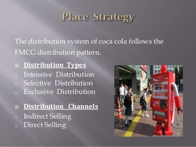 coca cola marketing mix case study Coca cola have gripped the nation this  is successfully integrated into the marketing mix  over a successful case study to refer to in the budget.