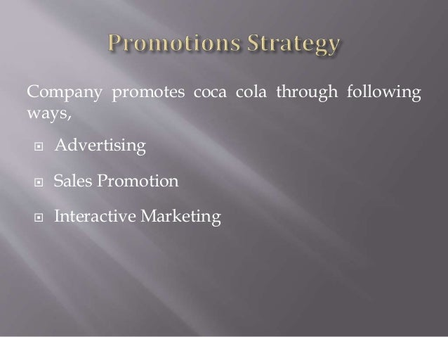 an analysis of two advertisement by the coca cola company Written analysis on coca cola advertisment 1 the product being advertised is a drinkthe brand name for the product is coca cola.